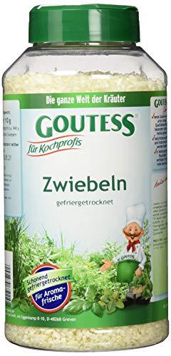 Goutess Zwiebeln, gefriergetrocknet, 2er Pack (2 x 110 g)