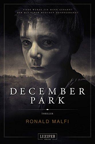 DECEMBER PARK: Mystery-Thriller und Abenteuerroman, Coming of Age (Kindle-wunschliste)