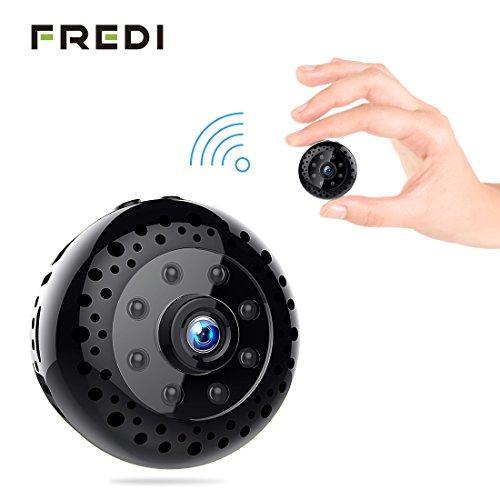 FREDI Mini-Überwachungskamera 1080P HD im Test
