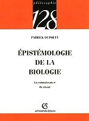 Epistémologie de la biologie : La connaissance du vivant