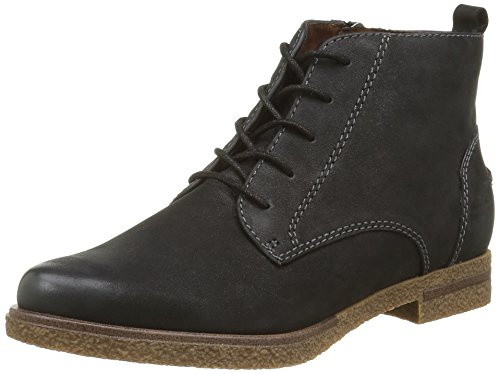 Tamaris Ladies 25260 Chukka Boots Black (nero 001)