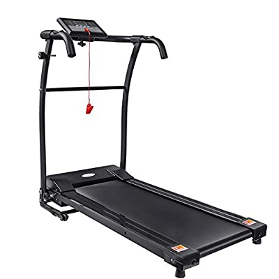 BANGQIYI Folding Incline Pulse Exercise Running Home Gym Machine Electric Treadmill by BANGMAIYI