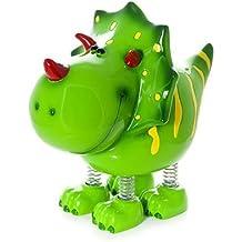 Hucha Lindo Dinosaurio Verde Dinero Caja Infantiles Para los Chicos