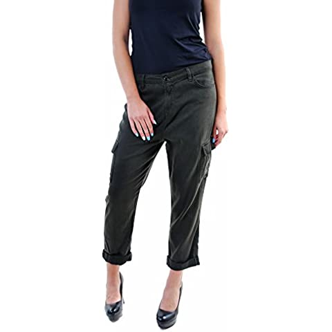 J BRAND Lara Cargo Pantaloni 8077VO243 Vintage
