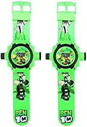 Ben 10 Projector Watch for Kids (24 Images) SET OF 02