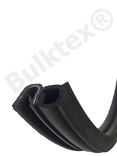 Original Bulktex® Fenstergummi Motorboot Scheibengummi Profilgummi Dichtgummi Dichtung ab. 1 meter NEU Fenstergummi Jogger Bagger Minibagger Traktor 4mm 5mm 6mm