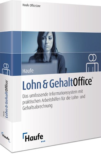 Haufe Lohn & Gehalt Office - Version 9.2. CD-ROM für Windows2000/SP4/2003/WinXP