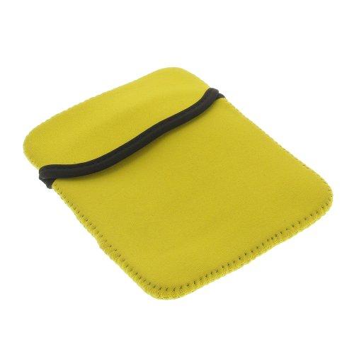 Schutzhülle für Blaupunkt Livro Neopren Tasche Schutz Hülle Case Gelb