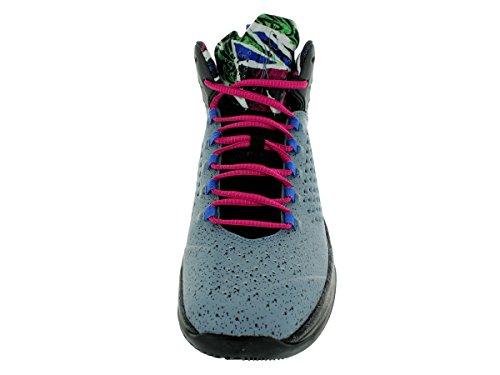 Nike jordan melo m11 graphite/argent/noir - 716227413 Gris - graphit/silber/schwarz