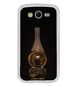 YuBingo Samsung Galaxy Grand Max G720 2D Designer Phone Back Case Cover ( Vintage Oil Lamp )