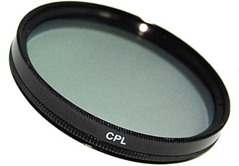 foto-abc.de PRO 62mm zirkularer Polfilter Vergütet Digital, z.B. für Olympus E-Volt E-10, Casio Exilim EX-F1 oder ähnliche Olympus Casio Exilim