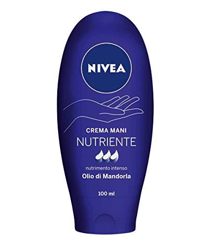 Nivea Crema Mani Nutriente NutriMento Intenso con Olio di Mandorla 100 ml