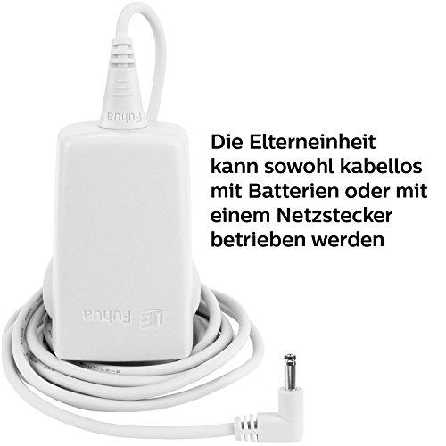 Philips Avent SCD501/00 DECT Babyphone, weiß/blau - 6