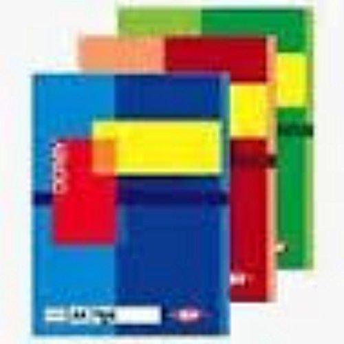 BLOCK NOTES A5 RIGHE 60GR - 70FG DERBY BM Cartomatica Confezione da 1PZ