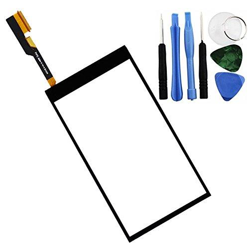BisLinks® Front Glas Digitizer Berühren Bildschirm Linse + Tools Ersatz für HTC One M8 (Htc Digitizer Ersatz Bildschirm)