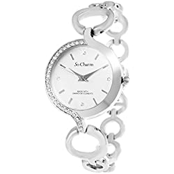Dress Watch So Charm Made with Swarovski Crystals from 30