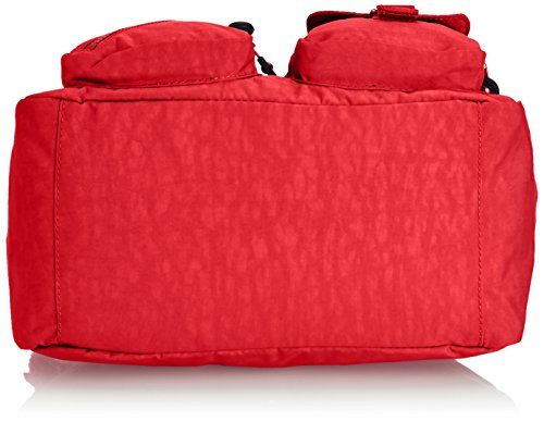 Kipling Defea - Sac porté main - Femme Rouge (Tango Red)