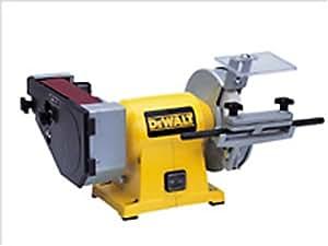 Dewalt Dw753 230v Bench Grinder Linisher Old Version
