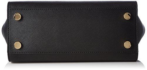 Michael Kors Selma - Borse a secchiello Donna, Nero (BLACK), 10x23x29 cm (W x H L)