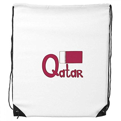 ional Flag Purple Pattern-Rucksack-Shopping Sport Taschen Geschenk ()