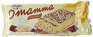 O'Mamma Stracciatella Torta Farcita al Latte con Pezzi di Cioccolato 300G - [confezione da 4]