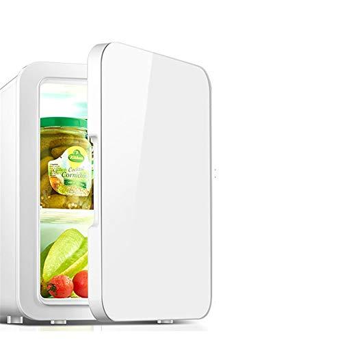 Mini-Kühlschrank Tragbarer Kühlschrank 4-Liter-Fahrzeug, Auto, LKW, Wohnmobil, Boot, Mini-Kühlschrank mit Gefrierfach zum Fahren, Reisen, Angeln, Outdoor Auto Kleiner Kühlschrank (Reise-kühlschrank Mit Gefrierfach)
