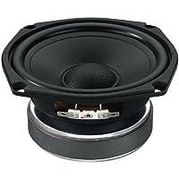 Number One Hi-Fi Bass Midrange Speaker with Polypropylene Cone (2x 60 WMAX, 2x 30 WRMS, 2x 8 Ohm)
