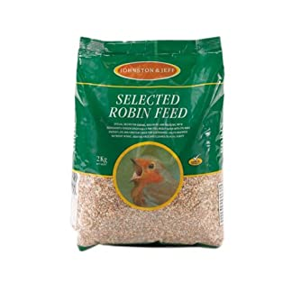 Wild Bird Robin Mix With Insects 2kg Wild Bird Robin Mix With Insects 2kg 41YVRzaihdL