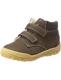 Ricosta Malis, Sneakers Hautes Mixte Enfant, Marron