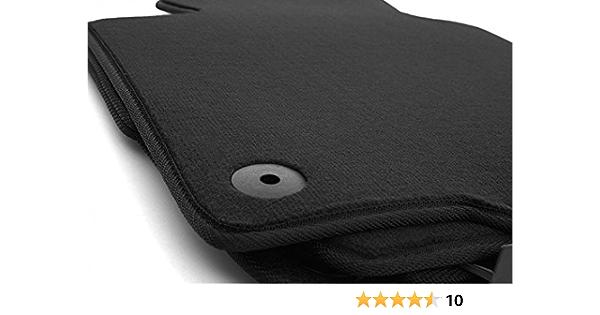 Kh Teile Fußmatten Passend Für A2 Premium Qualität Velours Autoteppiche Schwarz 4 Teilig Auto