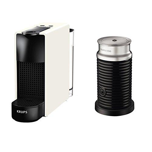 Krups Nespresso Essenza Mini XN1111 Kaffeekapselmaschine (1260 Watt, 0,7 Liter, 19 bar, inklusive...