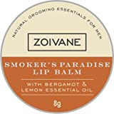 #9: Pack Of 2 - Zoivane Men Smoker's Paradise Lip balm for Men (8 gm Per Piece)