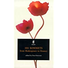 101 Sonnets: From Shakespeare to Heaney
