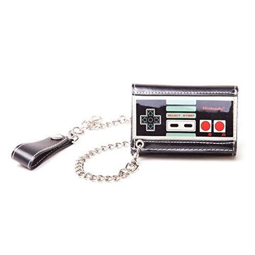 Nintendo Monedero con Cadena Controller