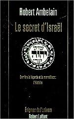 SECRET D ISRAEL de ROBERT AMBELAIN