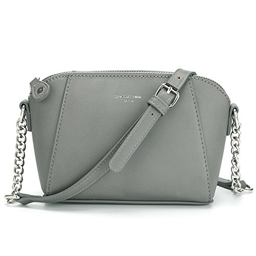 Otomoll Mini Crossbody Kette Tasche Geldbeutel Taschen Frauen Geldbörse Pu-Schultertasche Handtasche