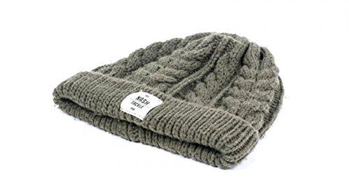 Nash Chunky Knit Beanie C2207 Mütze Wintermütze Angelmütze -