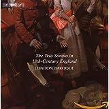 Die Triosonate in England im 18.Jahrhundert