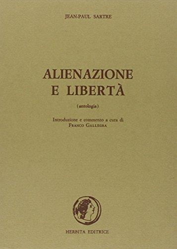 Alienazione e libertà