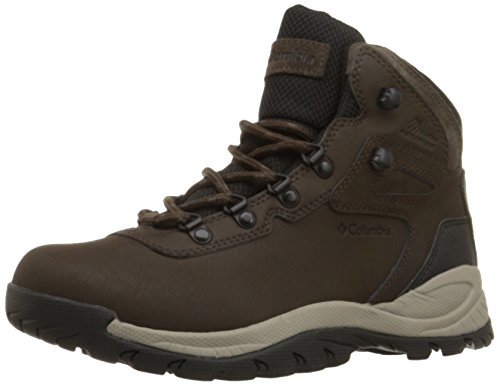 Columbia Women's Newton Ridge Plus Suede Leather Trekking and Hiking Shoes