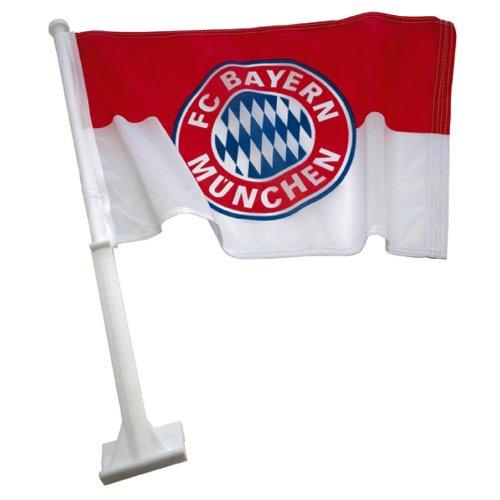 FC Bayern München Autofahne, 30x45 cm