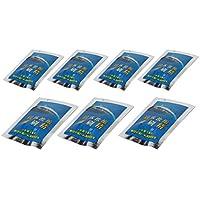 Tabletas efervescentes, Tabletas efervescentes para el automóvil Limpiaparabrisas Limpiaparabrisas Limpiaparabrisas Limpiador detergente para ventanas de automóviles 7 tabletas