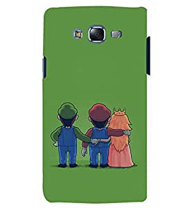 TOUCHNER (TN) Cheeters Back Case Cover for Samsung Galaxy J7::Samsung Galaxy J7 J700F