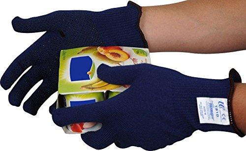 Térmico de guantes Topos 1Side–), color azul, talla 8,5