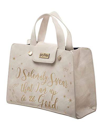 Harry Potter Shopper Bag I Solemnly Swear I Am Up To No Good offiziell