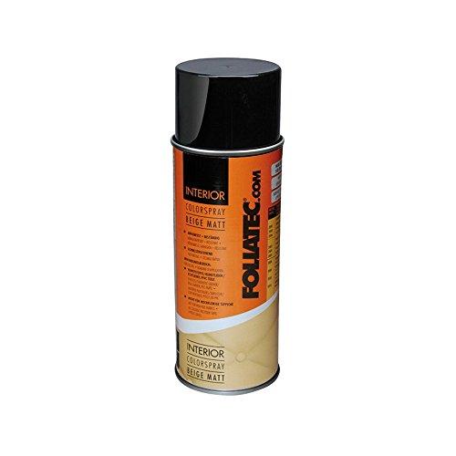 Foliatec F2004 Interior Color Spray, Beige, 1 x 400 ml