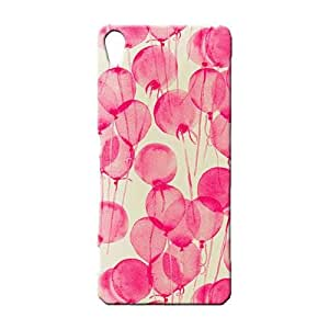 BLUEDIO Designer 3D Printed Back case cover for Sony Xperia X - G3738