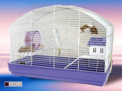 Jaula de hámster San Remo grande mascota jaula ratón) ratón