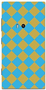 Timpax protective Armor Hard Bumper Back Case Cover. Multicolor printed on 3 Dimensional case with latest & finest graphic design art. Compatible with Nokia Lumia 920 Design No : TDZ-23499