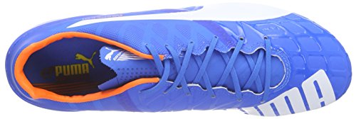 Puma evoSPEED 1.4 FG Herren Fußballschuhe Blau